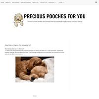 Precious Pooches for You